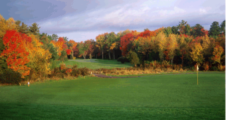 Fall Colors on Hole #6